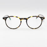 Ja-102 by La Bleu Brown and Clear Pattern