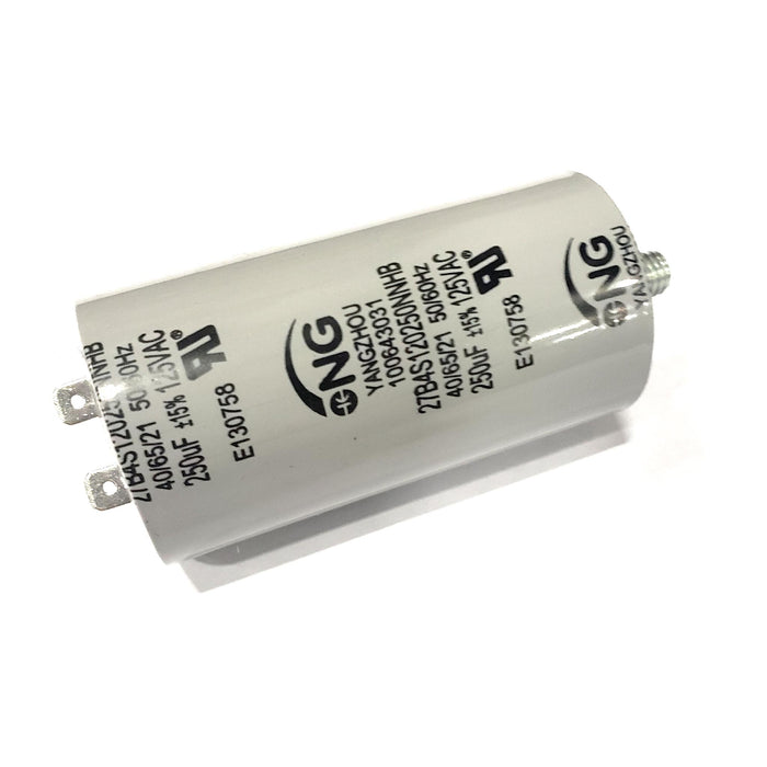 [2202-211] Start Capacitor, 250Uf, 125Vac for WEN 2202