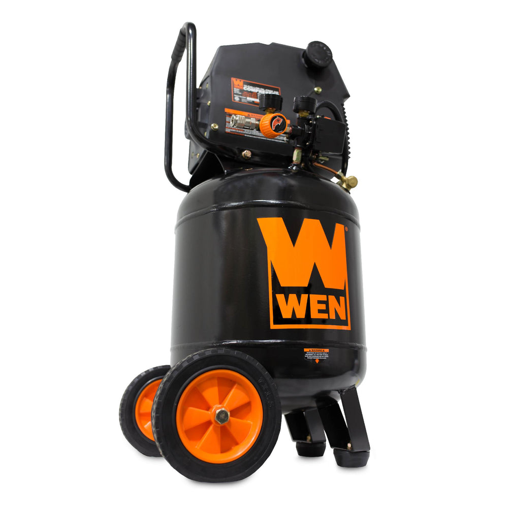 WEN 2289 10-Gallon Oil-Free Vertical Air Compressor