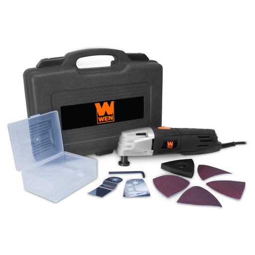 WEN R2312 Variable Speed Multi-Tool Kit (Manufacturer Refurbished)