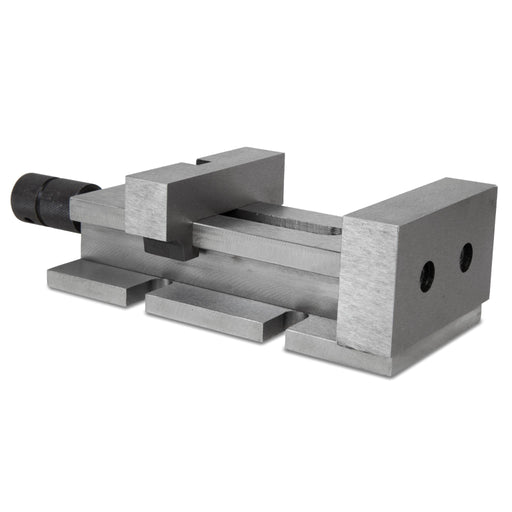 WEN 33124A 3.5-Inch Quick-Release Vise for Milling Machines, Drill Presses and Workbenches