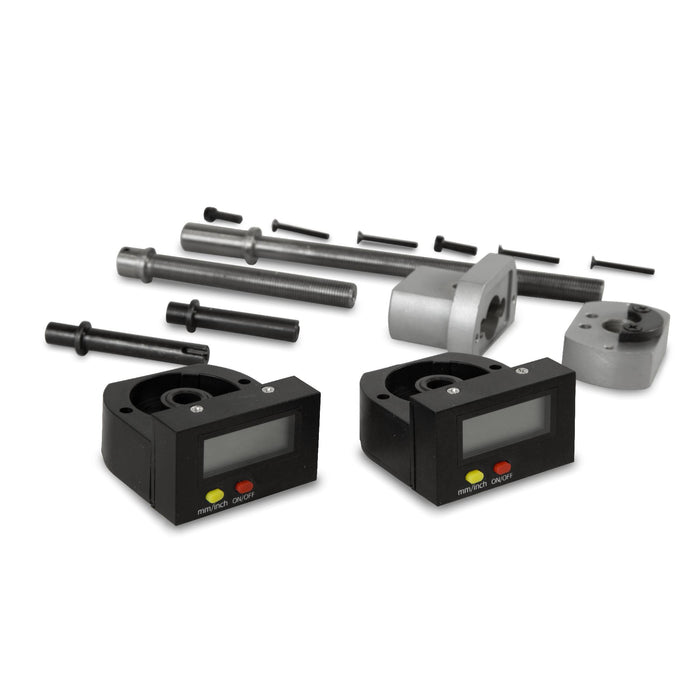 WEN 3452A 2-Axis Digital Readout Kit for Metal Lathes (compatible with WEN, Central Machinery, and Grizzly)