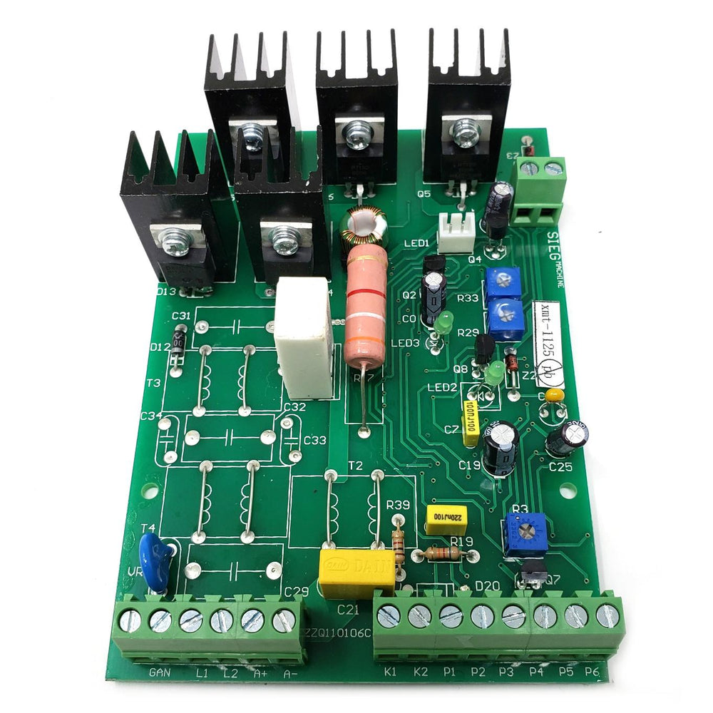 [3455-165] Pc Board for WEN 3455