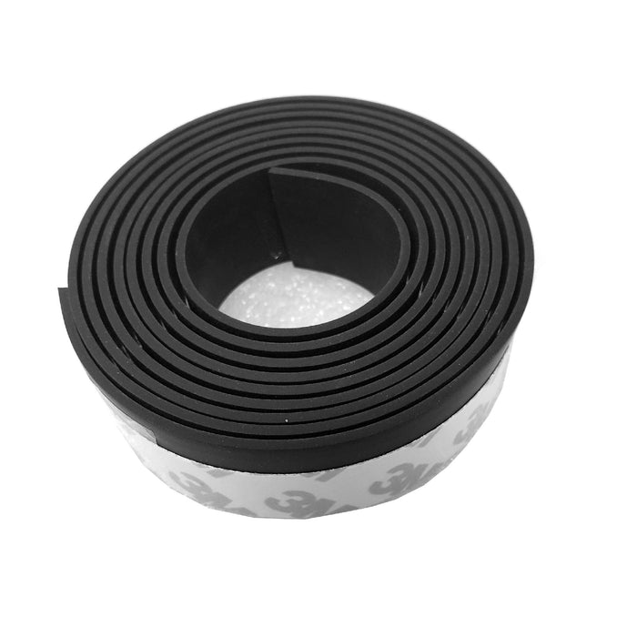 [36027-001] Bottom Rubber Strip (3M 56 Inch Peel Off Sticky Backing) for WEN 36055