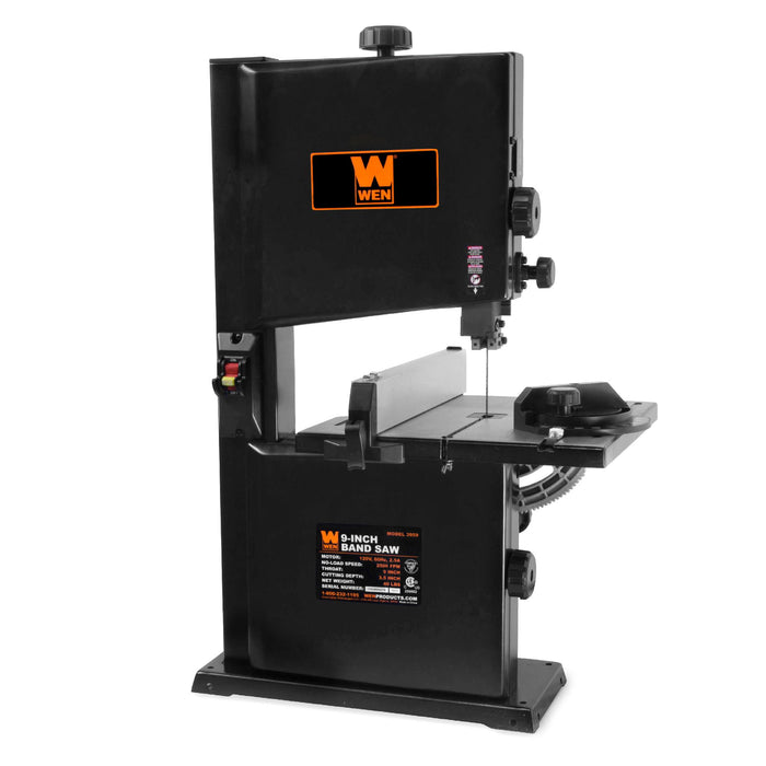 WEN R3959 2.5-Amp 9-Inch Benchtop Band Saw (Manufacturer Refurbished)
