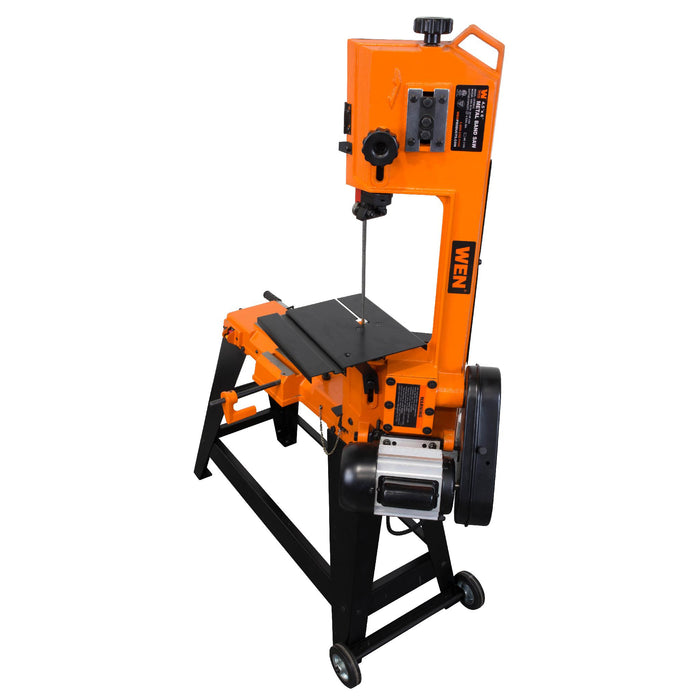 Wen 3970 4 By 6 Inch Metal Cutting Band Saw With Stand Wen Products