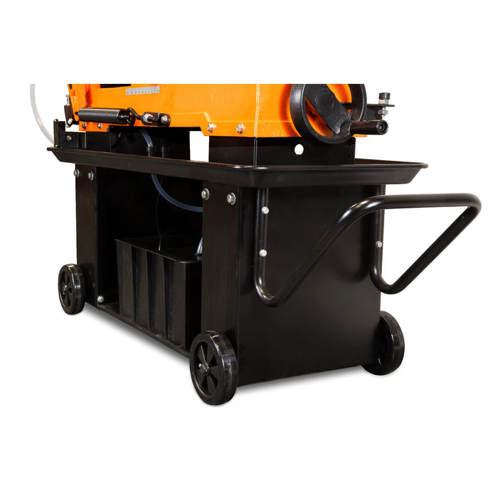 WEN 39707 7-by-12-Inch Metal-Cutting Band Saw with Stand