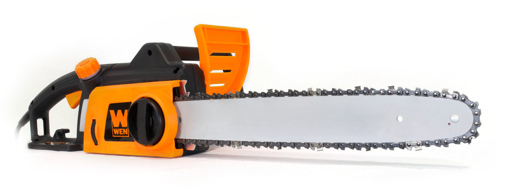 WEN R4017 16-Inch Electric Chainsaw (Manufacturer Refurbished)