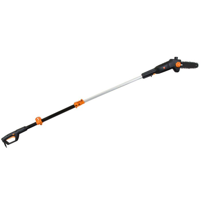 WEN 4019 6-Amp 8-Inch Electric Telescoping Pole Saw