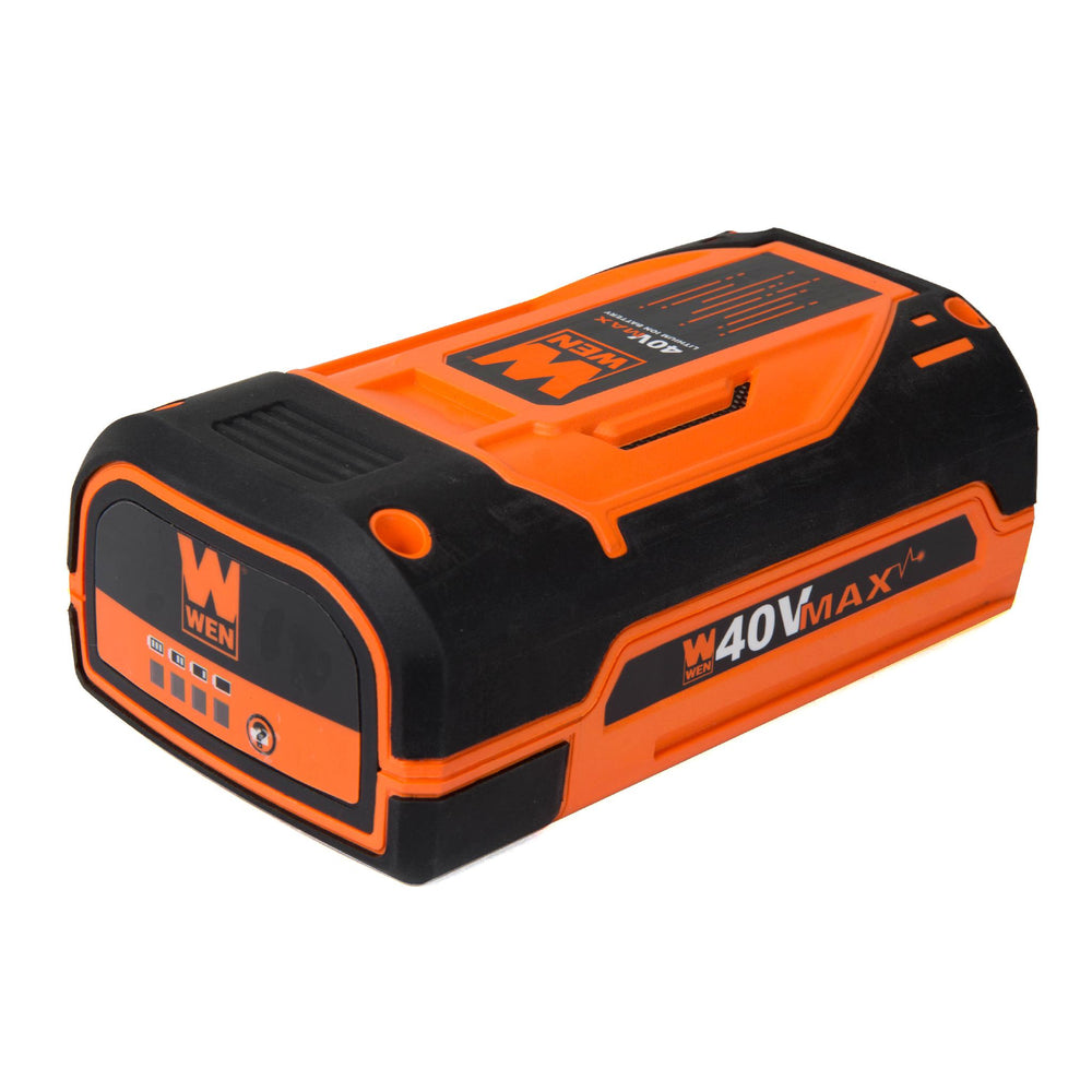 [40401] WEN 40V Max Lithium-Ion 2Ah Rechargeable Battery