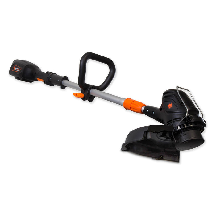 WEN R40413 40V Max Lithium-Ion Cordless 14-Inch 2-in-1 String Trimmer and Edger with 2Ah Battery and Charger (Manufacturer Refurbished)