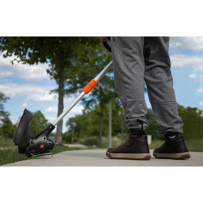 WEN 40413BT 40V Max Lithium-Ion Cordless 14-Inch 2-in-1 String Trimmer and Edger (Tool Only)
