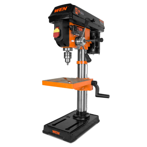 WEN R4210 10-Inch Drill Press with Crosshair Laser (Manufacturer Refurbished)