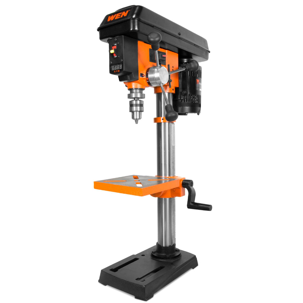 WEN R4212 10-Inch Variable Speed Drill Press (Manufacturer Refurbished)