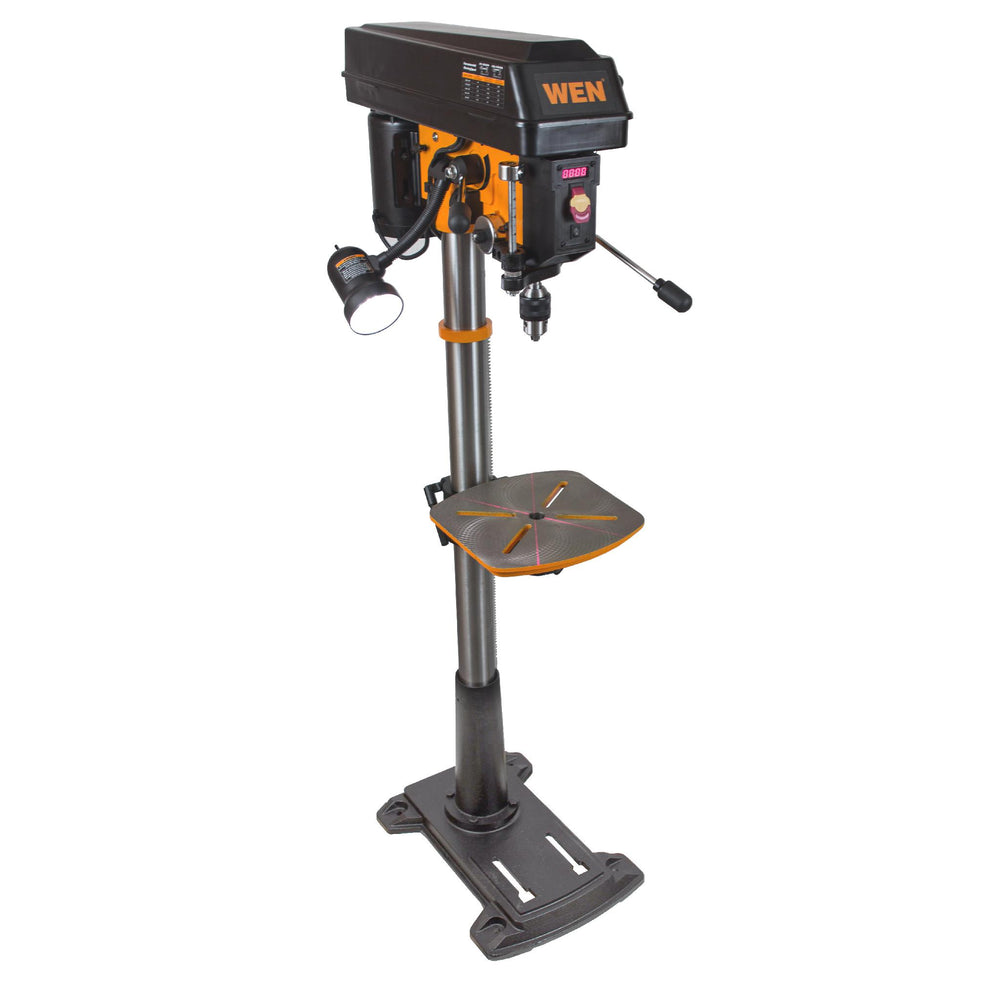 WEN 4225 15-Inch Variable Speed Floor-Standing Drill Press
