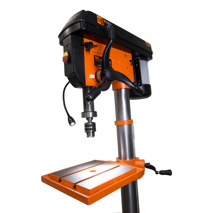 WEN 4227 17-inch 13-Amp Twelve-Speed Floor Standing Drill Press