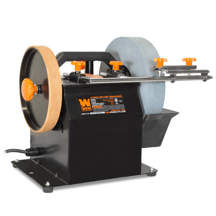 WEN 4270 10-Inch Two-Direction Water Cooled Wet/Dry Sharpening System
