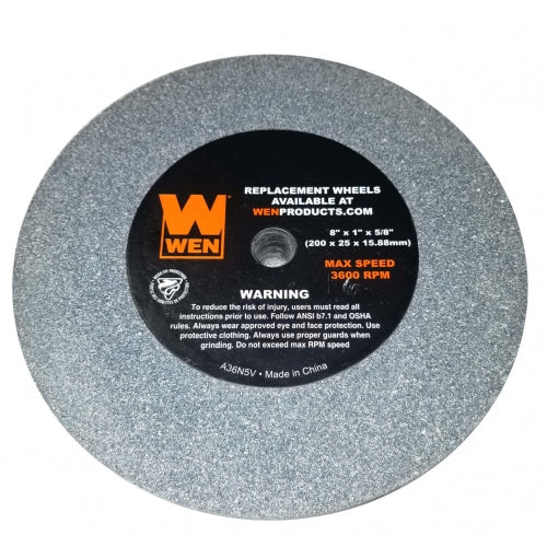 [4282-021] 36# Grinding Wheel (200 × 25 × 15.9 mm) for WEN 4282