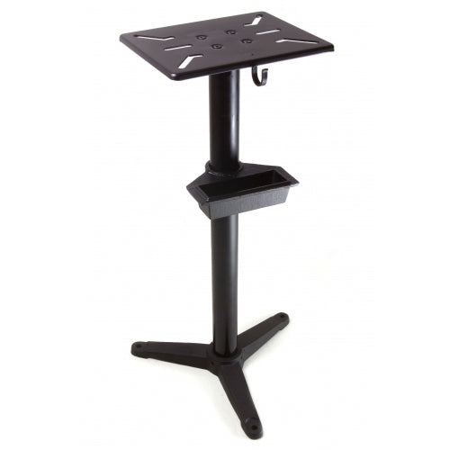 WEN R4288 Cast Iron Bench Grinder Pedestal Stand with Water Pot (Manufacturer Refurbished)