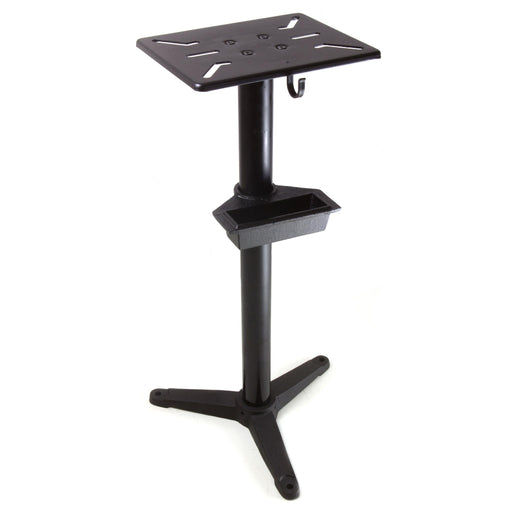 WEN 4288 Cast Iron Bench Grinder Pedestal Stand with Water Pot