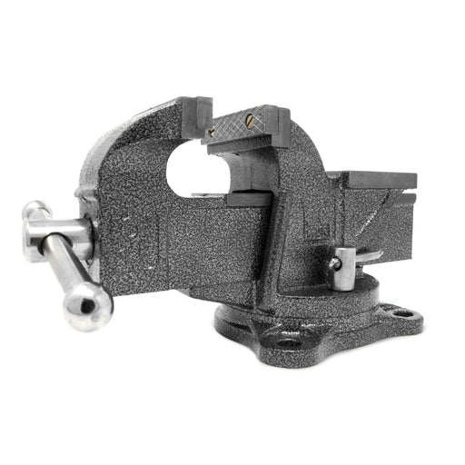 WEN 453BV 3-Inch Heavy Duty Cast Iron Bench Vise with Swivel Base