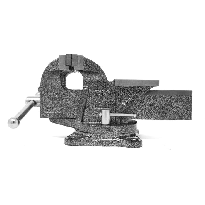 WEN 454BV 4-Inch Heavy Duty Cast Iron Bench Vise with Swivel Base