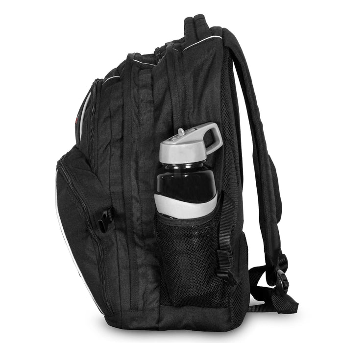 WEN 49020 Four-Compartment Heavy Duty Backpack with Laptop Storage