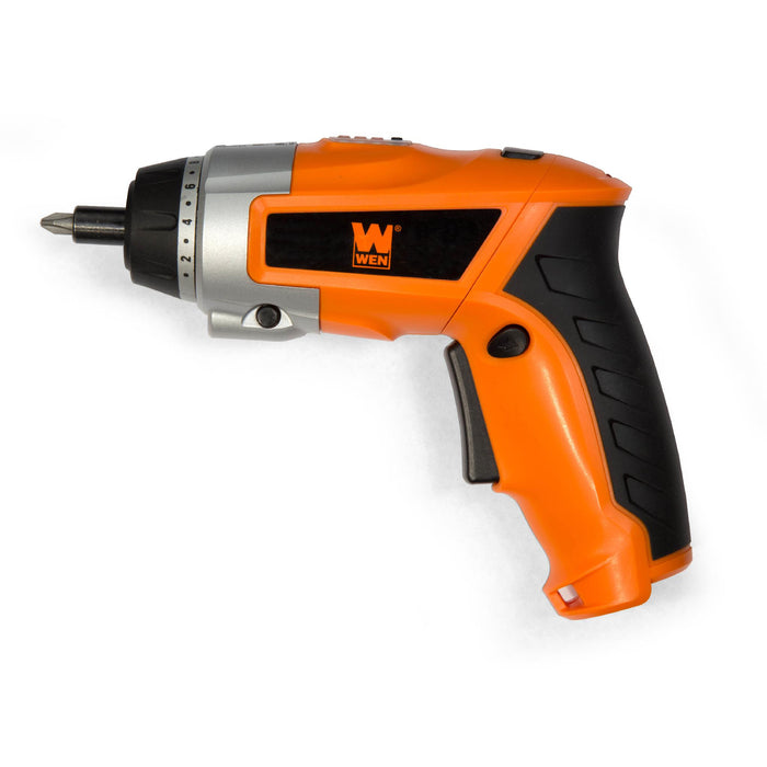 WEN 49036 3.6V Lithium Ion Cordless Screwdriver