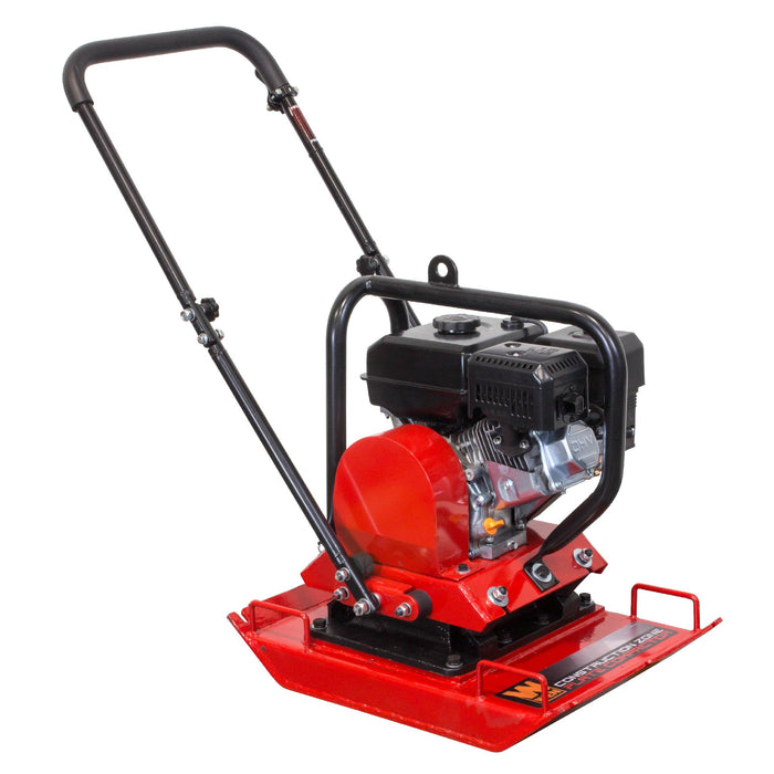 WEN 56035T 7 HP 4500-Pound Compaction Force Plate Compactor, CARB Compliant