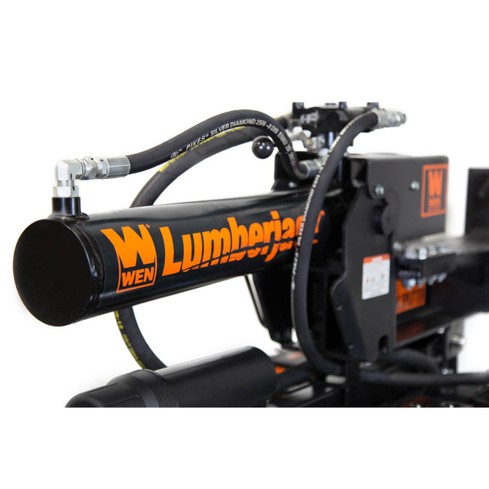 WEN 56222 Lumberjack 22-Ton Gas-Powered Log Splitter, CARB Compliant
