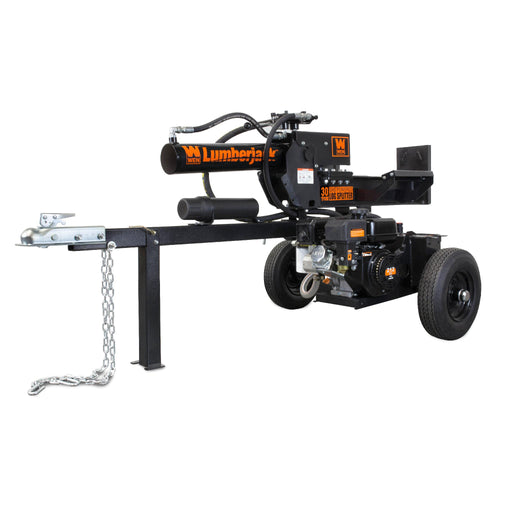 WEN 56230 Lumberjack 30-Ton Gas-Powered Log Splitter