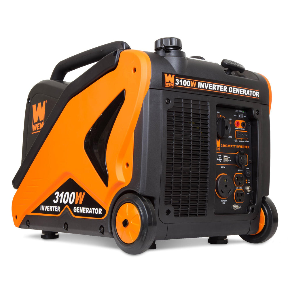 WEN 56310i-RV Super Quiet 3100-Watt RV-Ready Portable Inverter Generator, CARB Compliant