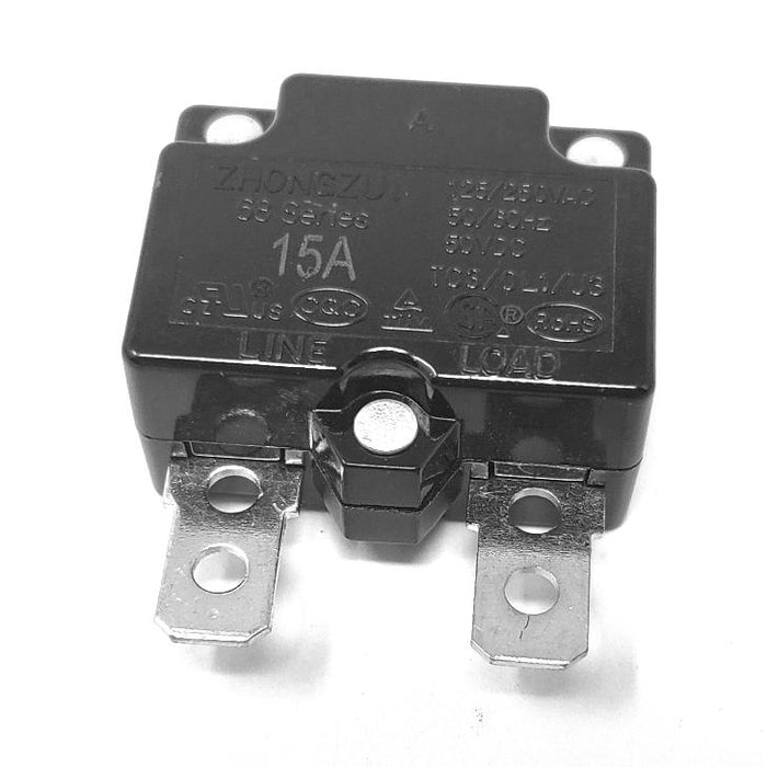 [5662B-084] Over Current Protection Device (15-Amp Breaker) for WEN 5662