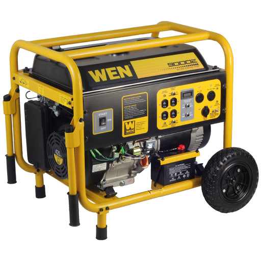 WEN 56877 9000 Watt Electric Start Generator