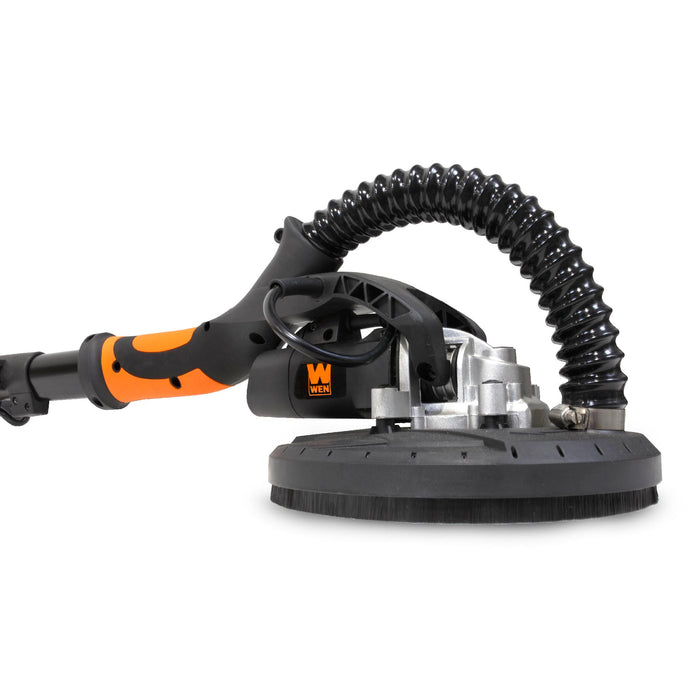 WEN 6369 Variable Speed 5-Amp Drywall Sander with 15-Foot Hose