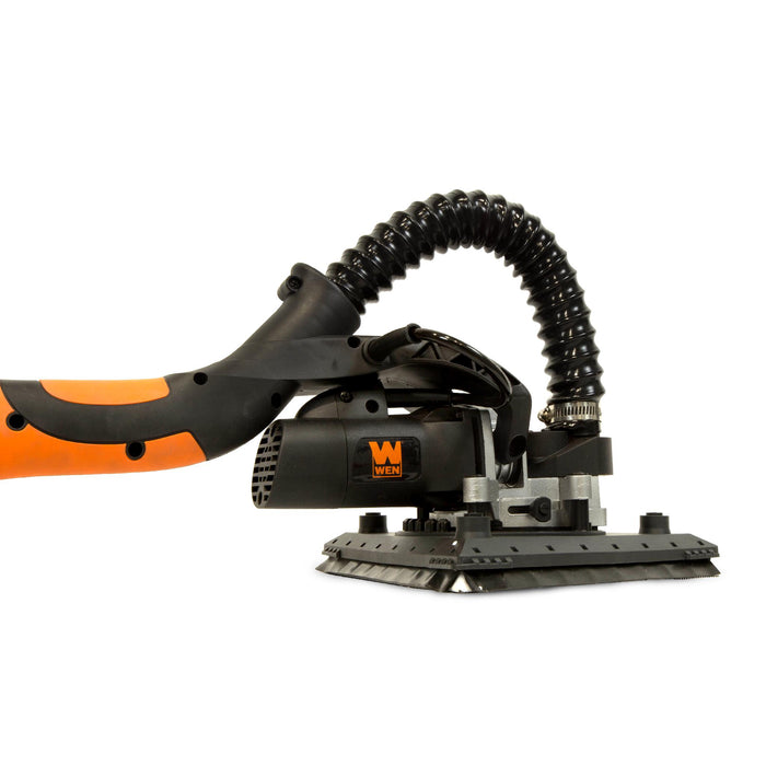 WEN 6377 Variable Speed 5-Amp Dual-Head Drywall Sander with 15-Foot Hose