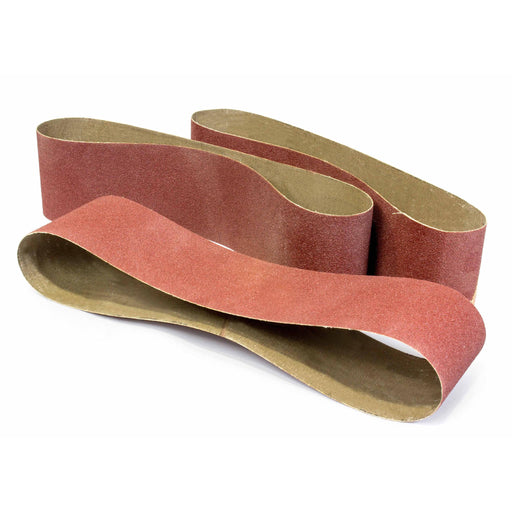 WEN 80-Grit 4 x 36-Inch Belt Sander Sandpaper (3-Pack) Item: 6502SP1