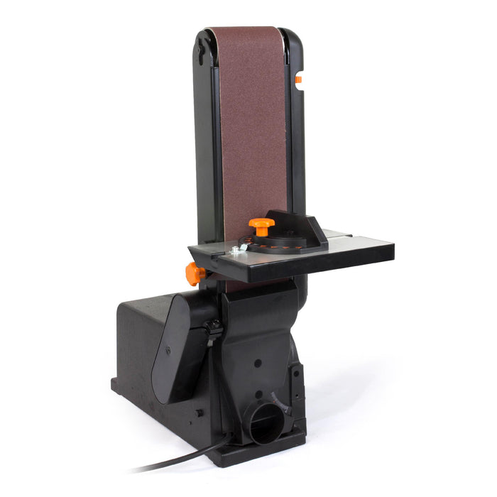 Rockwell Rk7866 Combination 4-Inch X 36-Inch Belt And 6-Inch Disc Sander