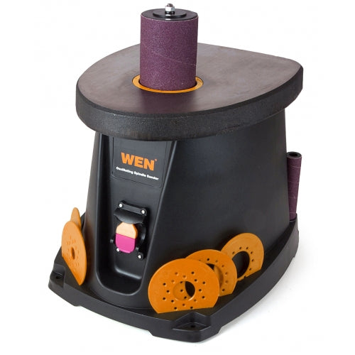 WEN R6510 Oscillating Spindle Sander (Manufacturer Refurbished)