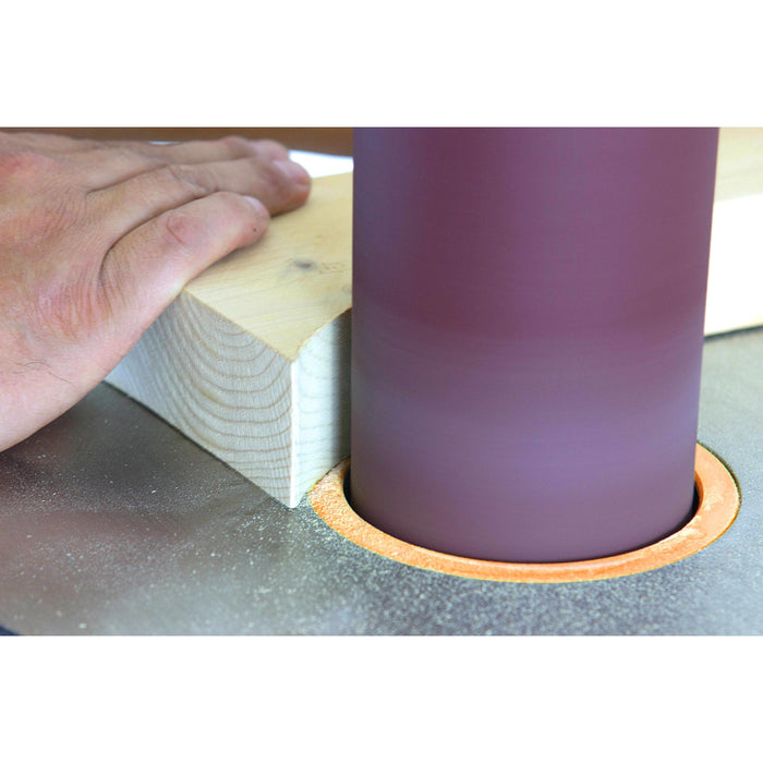 WEN 6510SP80 Oscillating Spindle Sanding Sleeves Combo Pack, 80-Grit, 12-Pack