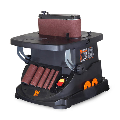 WEN R6524 Oscillating Belt and Spindle Sander (Manufacturer Refurbished)