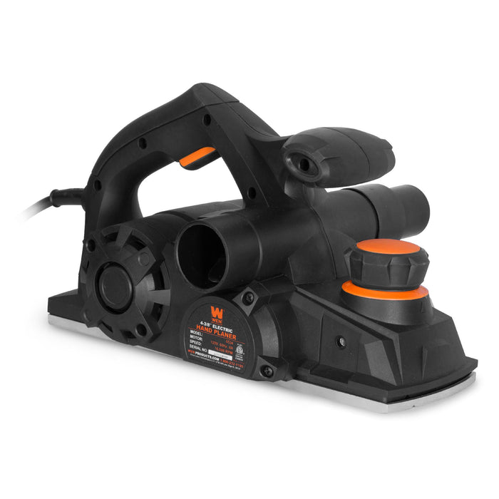 WEN 6534 8-Amp 4-3/8-Inch Electric Hand Planer