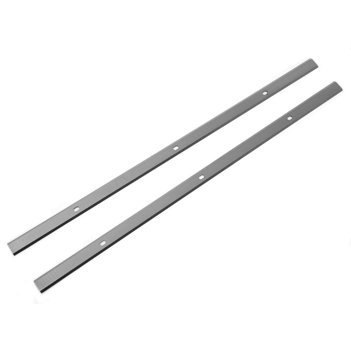 [6550-242] WEN 12.5-Inch Replacement Thickness Planer Blades (Set of 2)