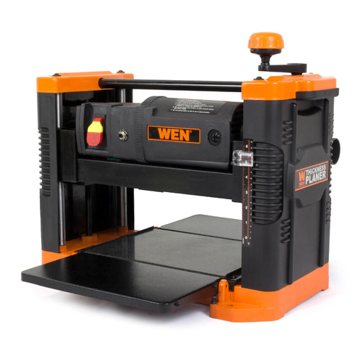 WEN R6550 12.5-Inch Benchtop Thickness Planer with Granite Table (Manufacturer Refurbished)