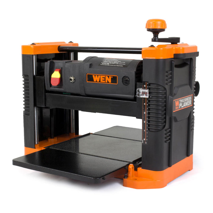 WEN 6550T 12.5-Inch Benchtop Thickness Planer with Granite Table