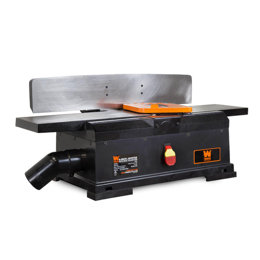 WEN 6560T 6-Inch Benchtop Jointer with Cast Iron Base