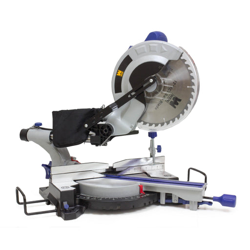WEN 70712 Single-Bevel Sliding Compound Miter Saw