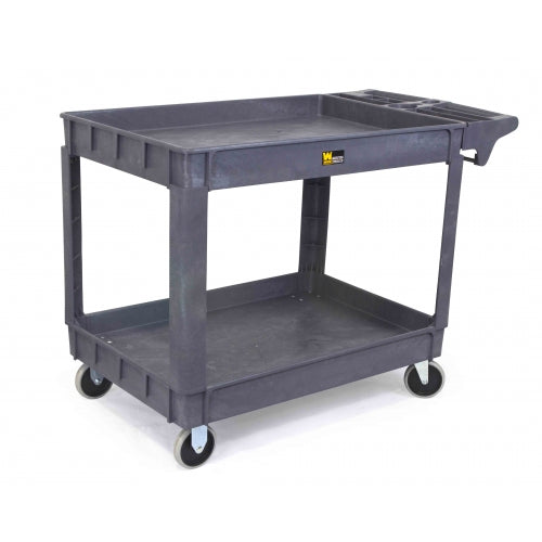 WEN R73004 500 lb Capacity Service Cart, X-Large (Manufacturer Refurbished)