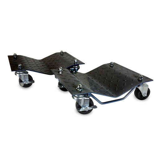 WEN 73017 1500-Pound Capacity Vehicle Dollies, Two Pack