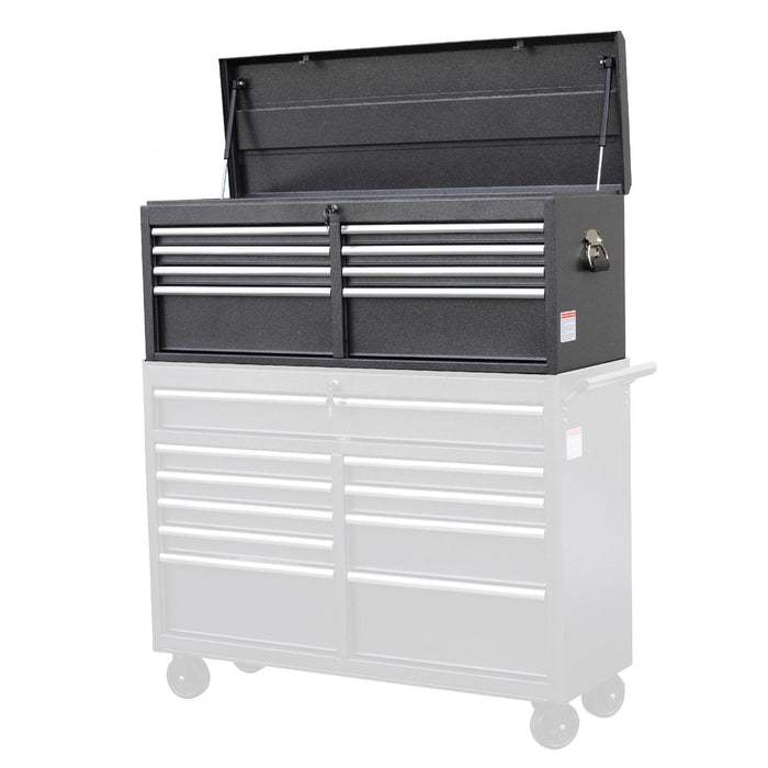 WEN 74558 52-Inch Silver 8-Drawer Tool Chest